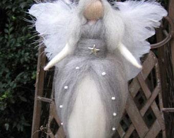 Little Christmas Angel, Waldorf inspried