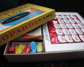 Vintage 1964 Jeopardy Game sixth edition