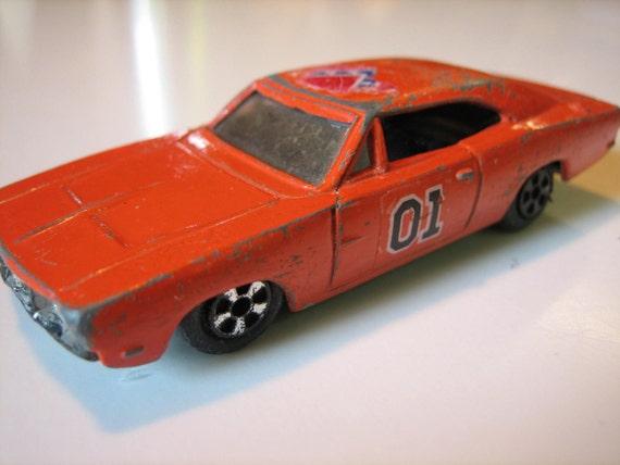 Ertl Toy Car 1981 General Lee