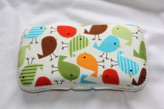 Ann Kelle Bird Boutique Wipe Case