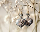 XERXES gorgeous handcrafted polymer clay earrings