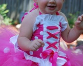 CUSTOM boutique Minnie corset and tutu dress set 6  12 18 months 2T 3T 4T 5T PINK or RED