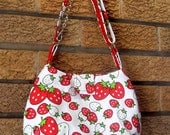Sale: Strawberry Fields Forever Shoulder Bag - Clearance sale