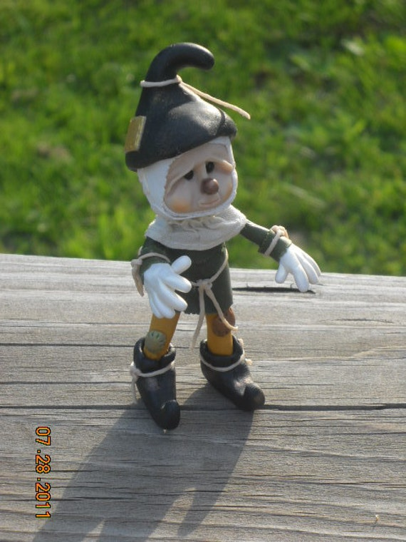 Custom Order For OOak Scarecrow Reserved Listing For Sherrie