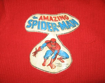 Amazing Spiderman sweater