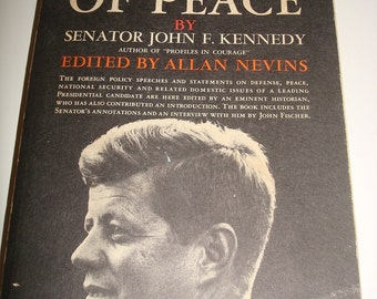 Strategy of Peace by John Kennedy