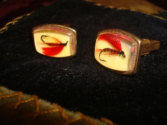 50s cufflinks