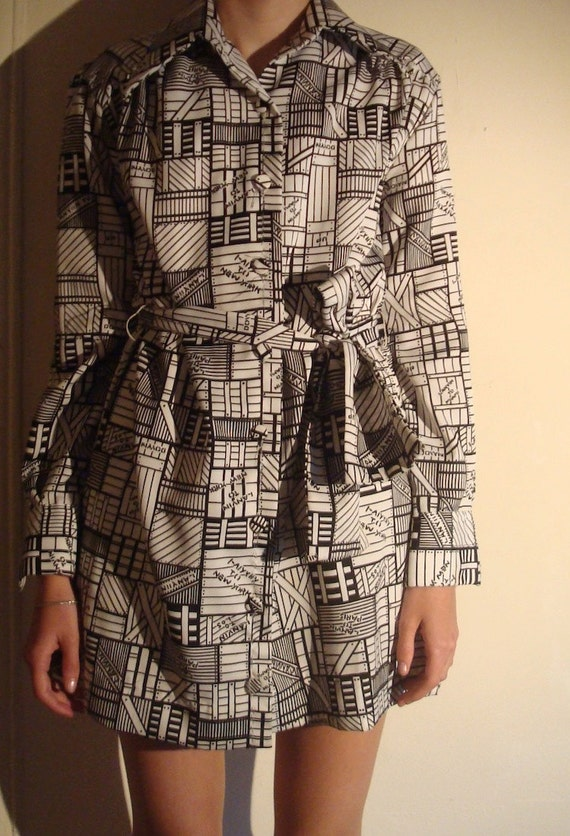 Lanvin shirt dress