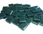 Teal Glass Tiles 50 Tiles