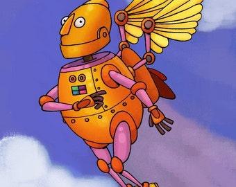 Angelbot.