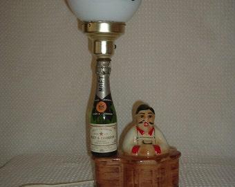 Vintage Bar Lamp // 1950 Barware