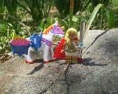 She-ra and Swift Wind Lego