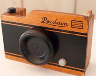 Decole Poulain Retro Camera Tape Dispenser