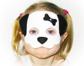 Dog mask for kids