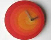 Objectify Orbit Wall Clock