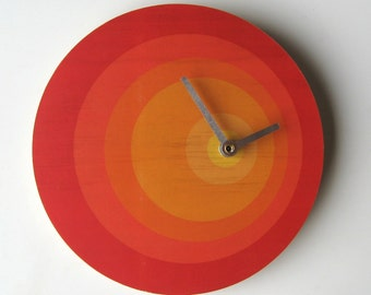 Objectify Orbit Wall Clock