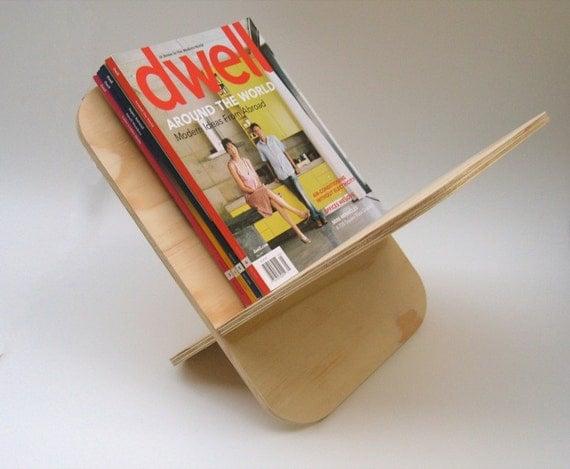 Items Similar To Objectify Magazine Rack On Etsy