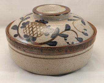 Vintage Casserole Crock Dish