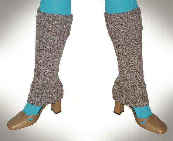 Crochet Pattern-- Over the Shoe Women's Leg Warmers --Crochet Pattern