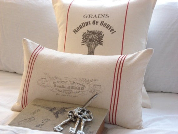 French Breakfast Coralie Audan Pillow