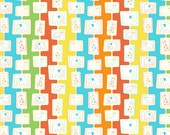 Animal Collage Fabric in Multi, Savanna Bop by Thomas Knauer for Andover Fabrics (1 yard) SALE (LAST ONE)