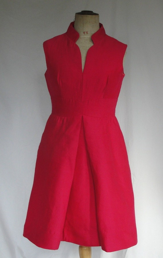 Perfect Pink Dress, Vintage Size Small
