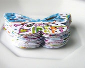 Butterfly Die Cuts Rainbow Colorful