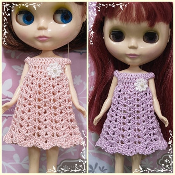SALE : Crochet Dress 4