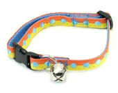 Cat Collar - Savannah Blue