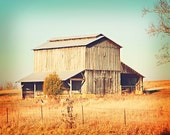 Barn 004- Vintage Spring - 8 x 10 Original Signed Fine Art Photography From Nellie V Photography