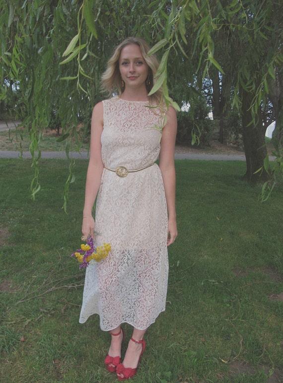 Vintage Wedding Gown - Grace