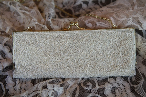 Vintage Bridal Purse - You Are The Sunshine Of My Life