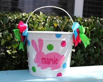 Easter Bucket - Personalized10 Quart