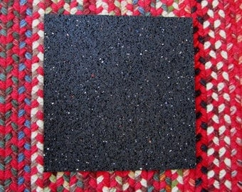 """AMAZING 8"""" Square Sound Deadening Pad for Your Bench Block TSDP08-08"""
