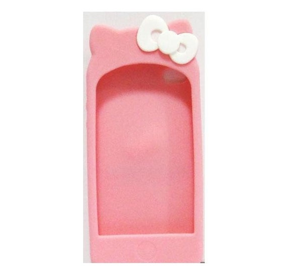 Hello Kitty Silicone Case for Apple iPhone