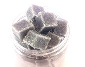 Sophistication - Mens Sugar Scrub Cubes - 8 oz. Jar - SymbolicImports