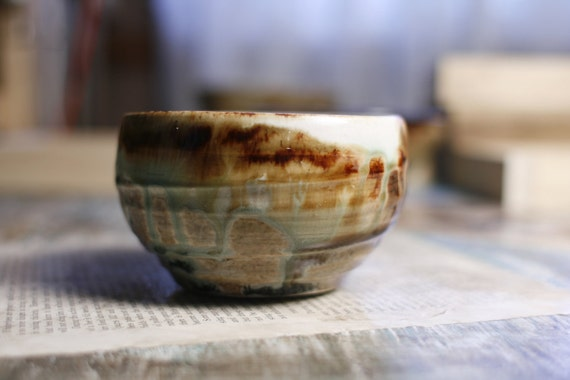 driftwood sage bowl