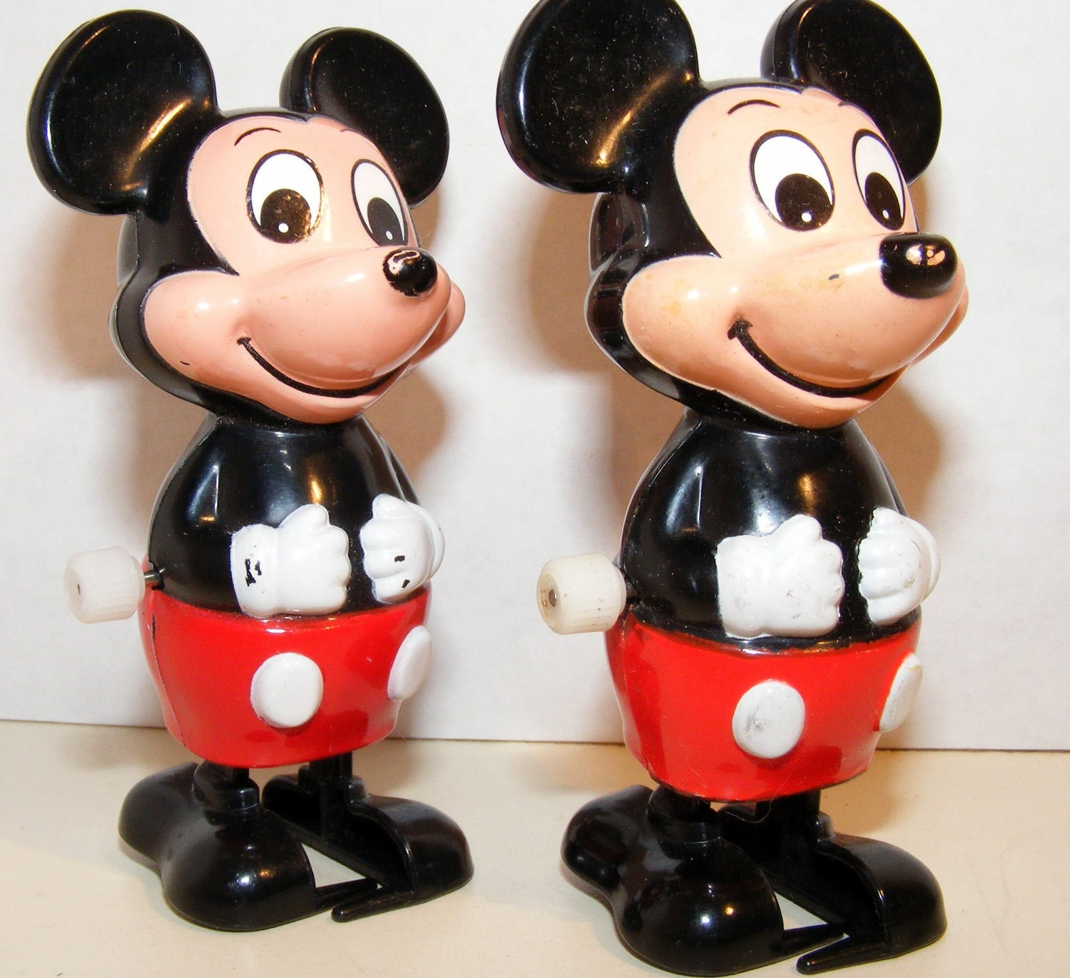 Best Mickey Mouse Toys : Vintage mickey mouse wind up toys ramp walkers s