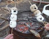 Screamallows Amigurumi Toy