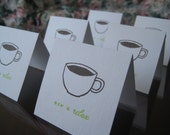 Sip & Relax Coffee Cards