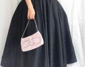 Vintage 70s Full Circle Boho Skirt Size M/L