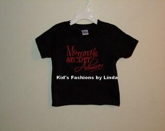 Mommy's Secret Admirer  Tshirt