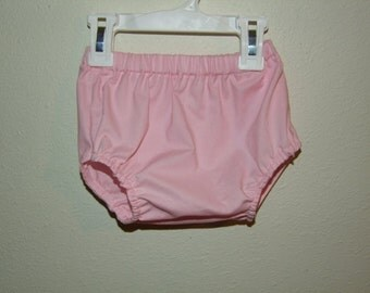 Pink Diaper Cover