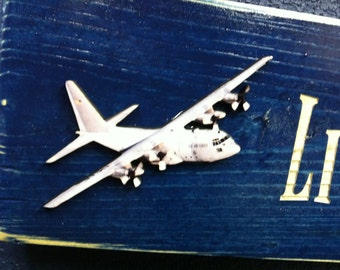 Plane add-on for Military Home Sign