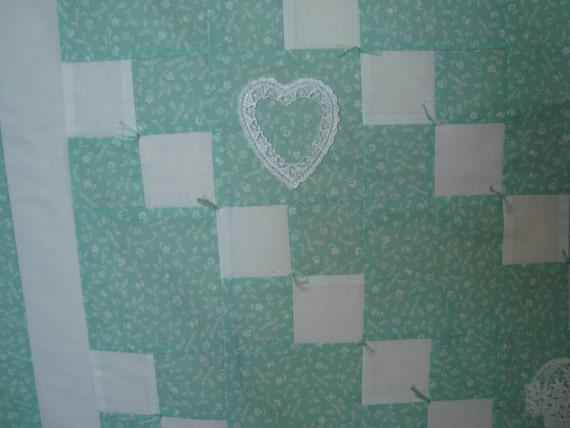 """Quilt - Brand New 40""""x45"""" handmade quilt"""