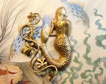 Mermaid, Seaweed,  Oyster set (3 pc )