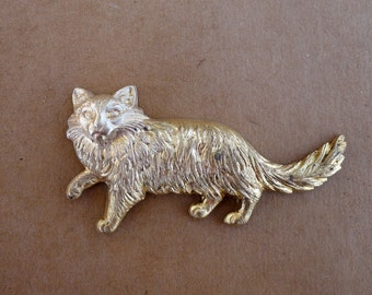 Vintage French Cat  (1 pc)