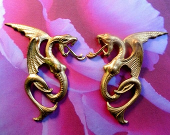 Wild Dragons w Breasts (1 pair)