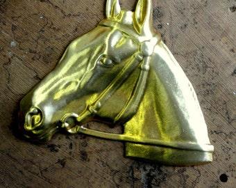 Largest Vintage Horse Head (1)