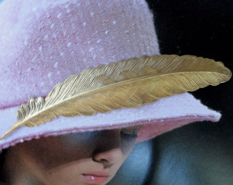 A Feather For Your Cap ( 1pc)